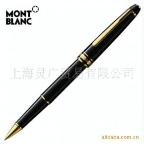 万宝龙 大班163金夹宝珠笔 签字笔 万宝龙礼品笔