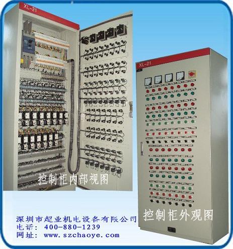 4 25砖机控制箱电路图