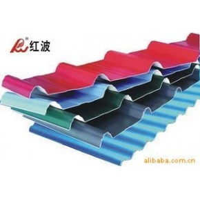 批发防火耐候型PVC浪板