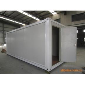 厂价直销中山活动房集装箱活动围墙彩钢板