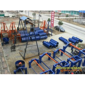订做规格300-1500涵管机械