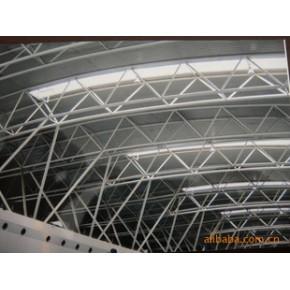 轻型钢结构、网球架钢结构