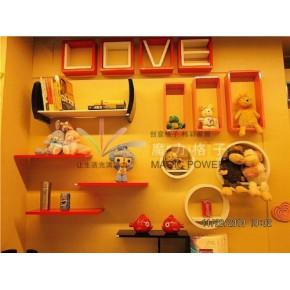 居家装饰墙面家居日用装饰品魔力格子置物架、壁柜