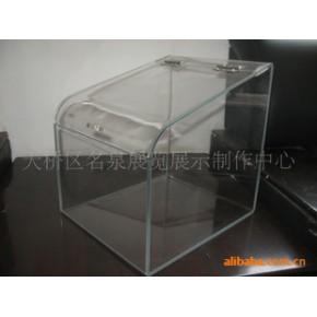 加工生产亚克力食品盒、亚克力食品箱、有机玻璃干果盒