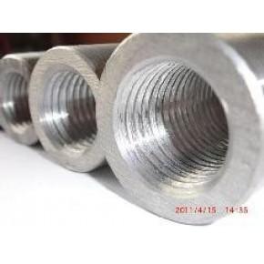 套筒紧固件厂家、钢筋直螺纹套筒价格、优质直螺纹套筒