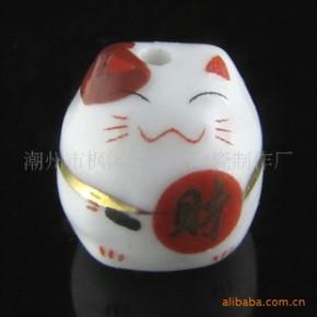 批发陶瓷手机挂件68   精美陶瓷饰品