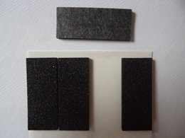 EVA粗孔背胶模切制品