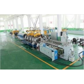 SBG800 HDPE PP双壁波纹管生产线