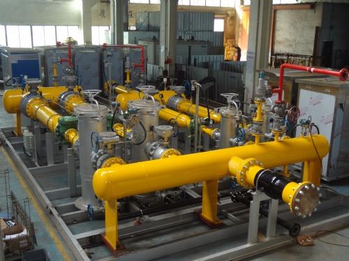 上海天信生产-燃气调压成套设备