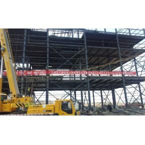 钢框架结构