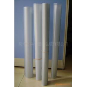 PVC透明磨砂片 PVC