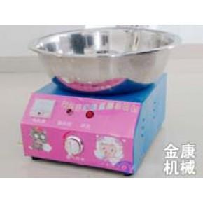 铁电动棉花糖机