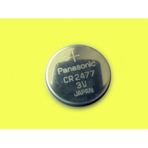 Panasonic松下CR2477纽扣电池