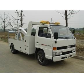 江特牌JDF5121TQZG带吊机型清障车