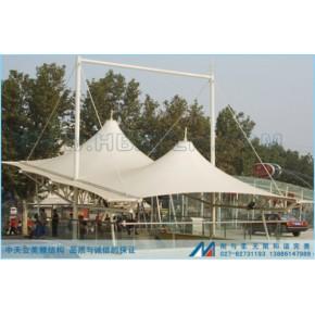 江西省南昌市张拉景观膜结构