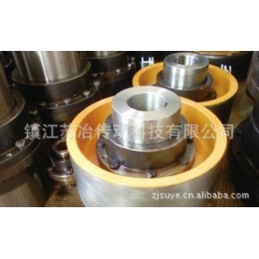 批发 NGCLZ型 带制动轮 鼓形齿式 联轴器,