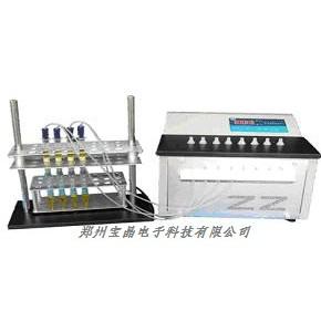YGC-8智能数控固相萃取仪【郑州宝晶电子科技有限公司】