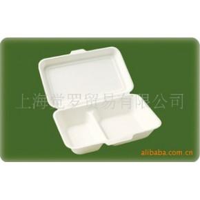 一次性快餐盒,纸浆餐盒,可降解餐盒,纸餐具