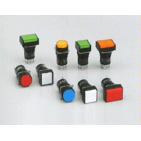 孔径16带灯按钮 AL6M-M14 *