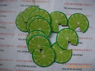 卡通柠檬片_苹果iPhone6i6plus彩绘手机壳5s卡通柠檬片保