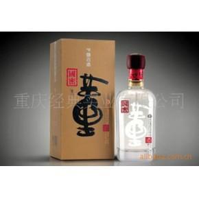 国密54°250ml董香型白酒 中国老八大名酒