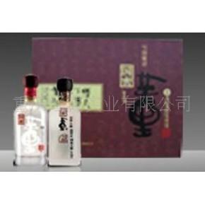 中国老八大名酒--董酒500ml宫门礼盒白酒