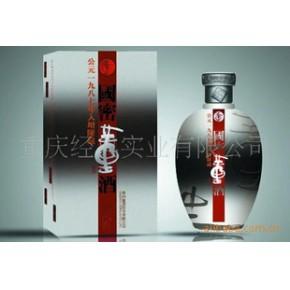 中国老八大名酒、董酒1987年份酒白酒