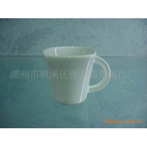 大量-强化瓷杯碟 雅元 陶瓷