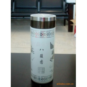 专业制作水晶工艺保温纯银杯 水晶工艺紫砂银杯