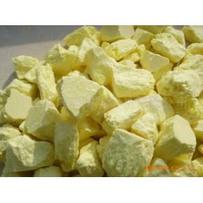 优质食品级硫磺块(连云港朗诚实业)