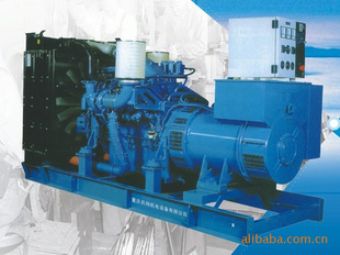 奔驰系列柴油发电机组520 2400KW