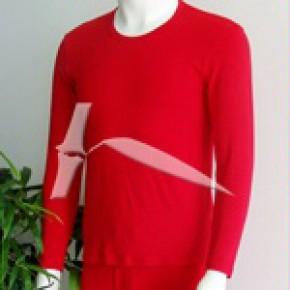 竹纤维抗菌内衣  舒适保暖 透气 抗菌抑菌