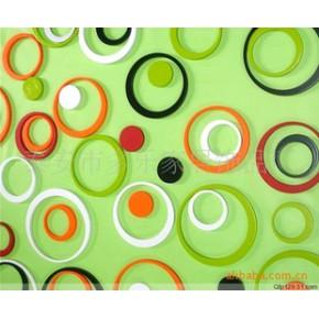 波尔卡立体墙贴 供应 寻求代理批发 圆形立体