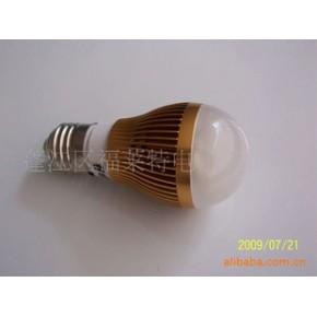LED大功率1W球泡灯 LED