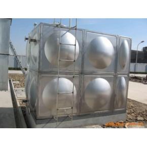 水处理设备 供应不锈钢生活冷水箱 厂价 优惠多多