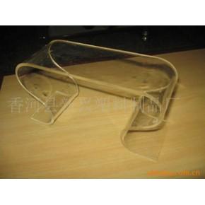 亚克力鞋托,鞋架,鞋展示架、有机玻璃制品