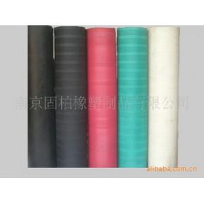 南京固柏橡塑供应带楞橡胶板