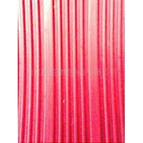 南京固柏橡塑供应红色带楞橡胶板