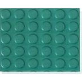 南京固柏橡塑供应圆点防滑橡胶板