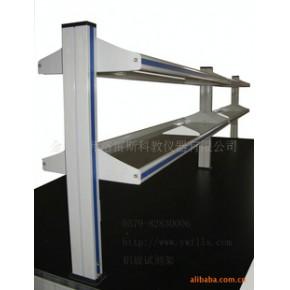 生产批发供应铝玻试剂架,承重型试剂架