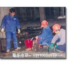 混凝土渗水堵漏-地下工程防水补漏-河南堵漏公司