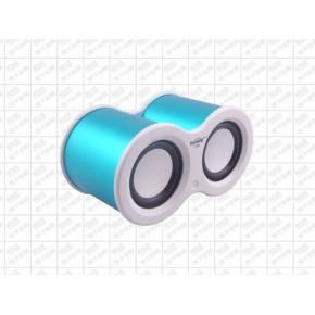 创意插卡音箱 礼品音箱 悦颂T66望远镜插卡音箱