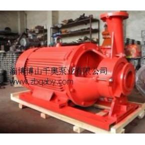 恒压消防泵恒压切线泵消防泵生产厂家消防泵供应商消防泵