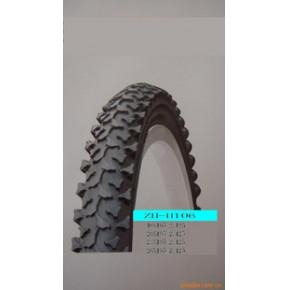 自行车外胎24x1.95山地花纹