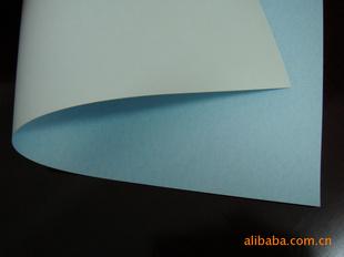 【进口蓝色格拉辛原纸,人造革离型原纸,合成革调理剂类图片