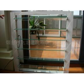 澳洲标准铝合金百叶窗 金属