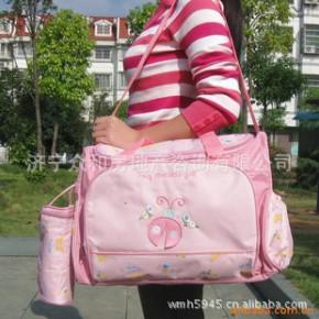 妈咪包四件套大包小包奶瓶包 斜挎包手提包单肩包冰包