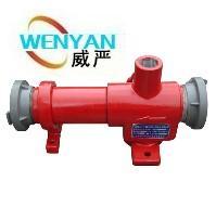管线式负压比例混合器用在消防上
