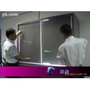 互动橱窗。单点 多点互动 高科技专业技术高端品质
