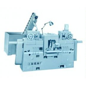 MZ7650卧轴双端面磨床, 上机, 活塞端面